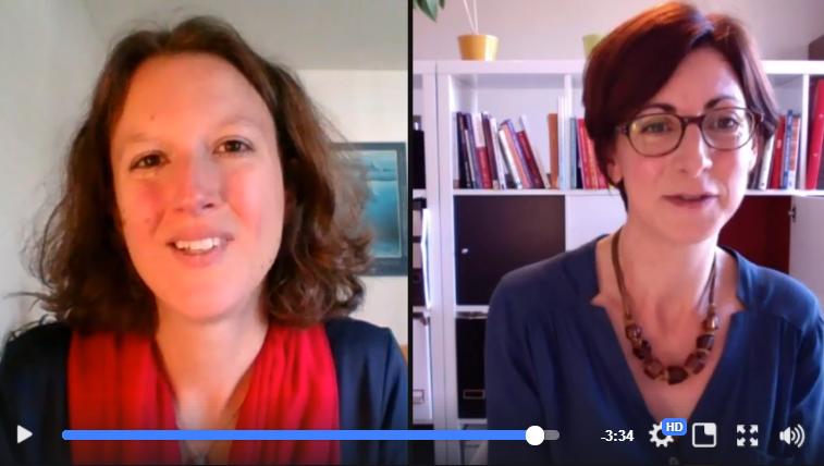 [Replay] La vidéo du Live de ce 27/10 Vendredi Inspiration Femmes de ChallengeS Entrepreneures