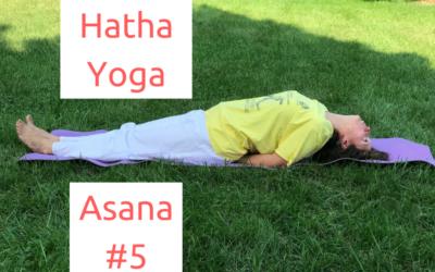 [Yoga Émotions] Postures: MATSYASANA, le Poisson.