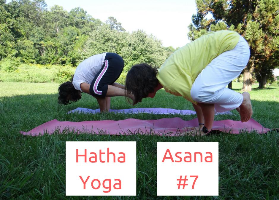 [Yoga Émotions] Postures: KAKASANA, le Corbeau