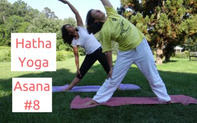 [Yoga Émotions] Postures: TRIKONASANA, le Triangle