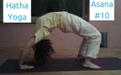 [Yoga Émotions] Postures: SETHU BANDASANA, le Pont