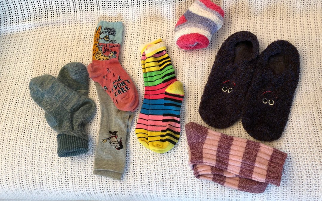 What Do Socks Have To Do With Happiness?